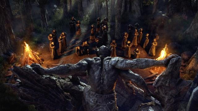 the elder scrolls blackwood