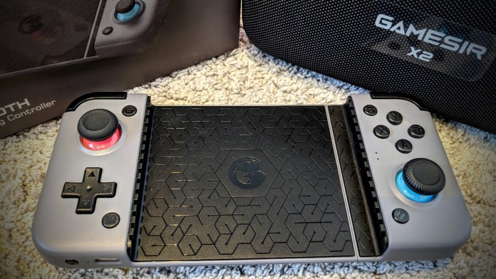 gamesir x2 bluetooth 1