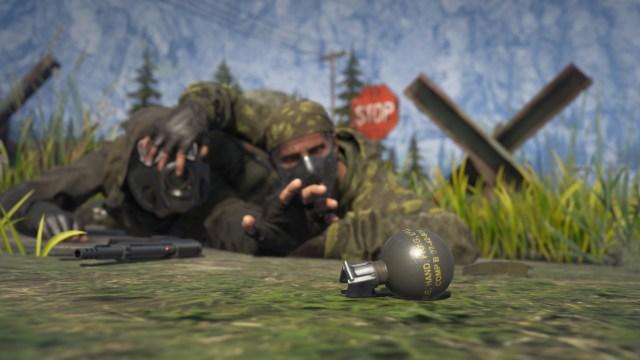 Vigor Season 9 Grenade