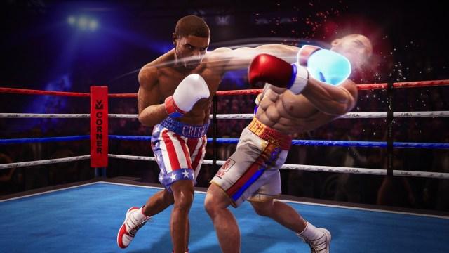 big rumble boxing xbox 1