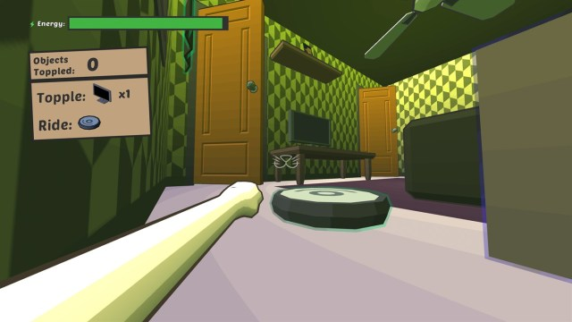 catlateral damage remeowstered review 2