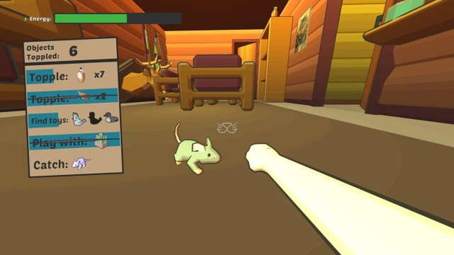 catlateral damage remeowstered review 3