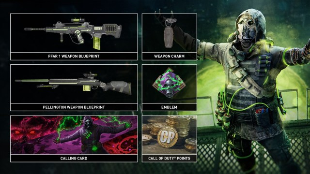 Call of Duty - Chemical Reaction: Pro Pack