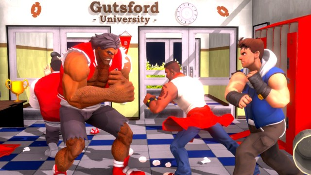mad streets xbox review 1