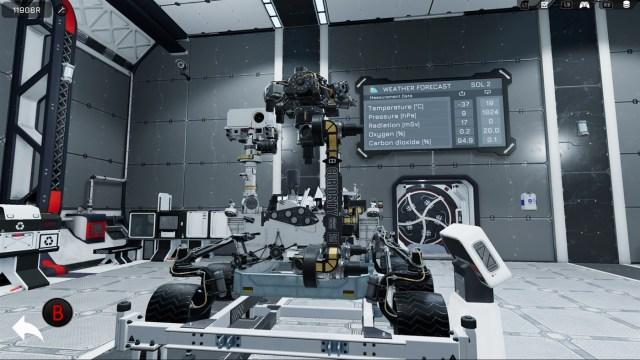rover mechanic simulator xbox 2