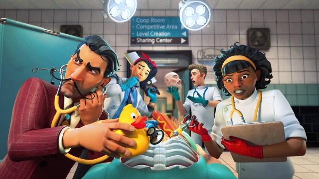 surgeon simulator 2 xbox