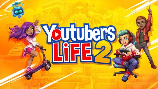youtubers life 2 keyart