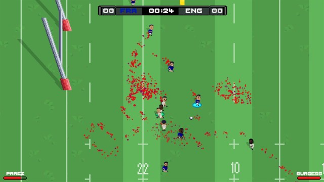 sensible blood rugby xbox