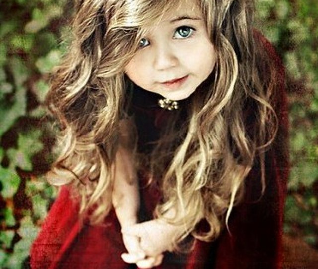 Cute Ideas Of Curly Hairstyles For Little Girls Girl Haircuts