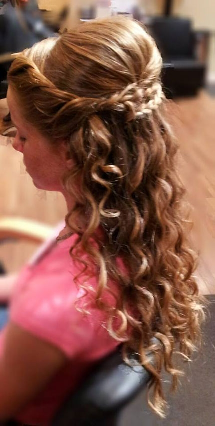 Homecoming Hairstyles Ideas For Stylish Womens The Xerxes
