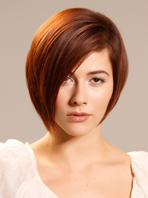 25 Short Haircuts And Hairstyles For Thick Hair The Xerxes