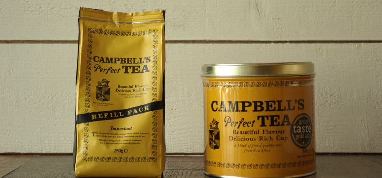 CAMPBELL'S Perfect TEA [入荷]