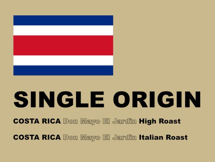 シングルオリジン,スペシャルティーコーヒー201803