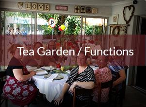 The Yardt Tea Garden