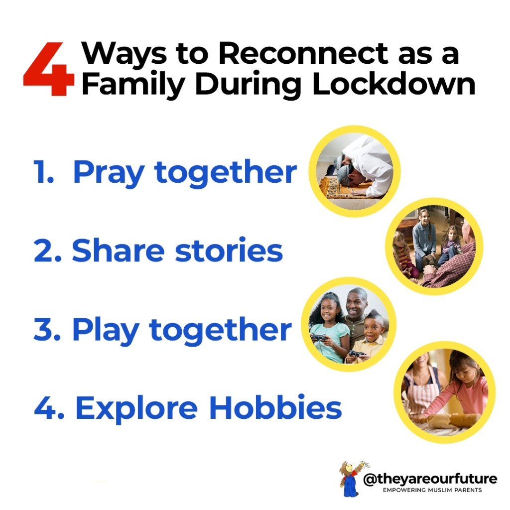 reconnect your family muslim parenting