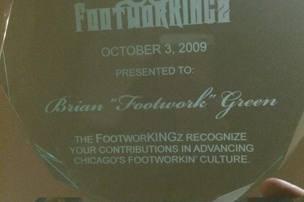 Footwork Kingz 2009