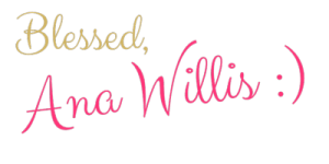 Ana Willis signature