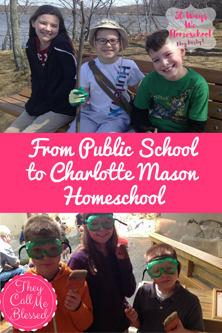 From Public School to Homeschool