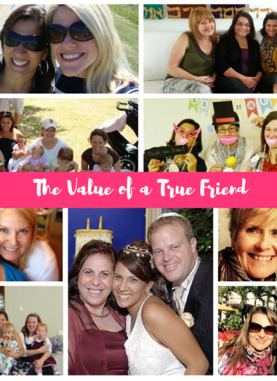 The Value of a True Friend