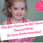 Why Your Pictures are NOT Worth a Thousand Words