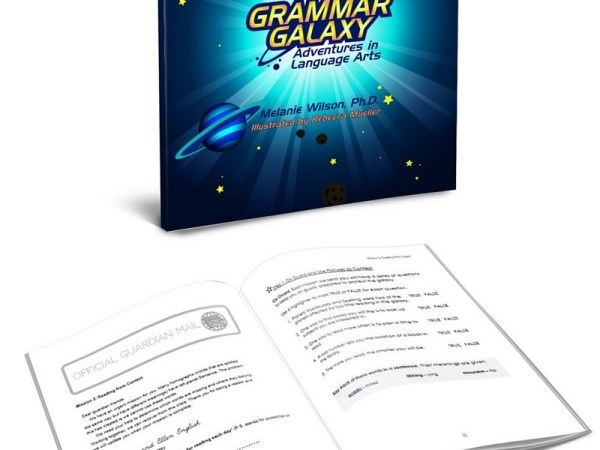 Grammar Galaxy: No more boring grammar lessons!
