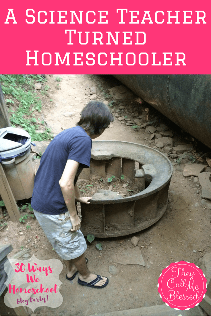 Teacher Turned Homeschooler
