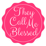 they call me blessed logo