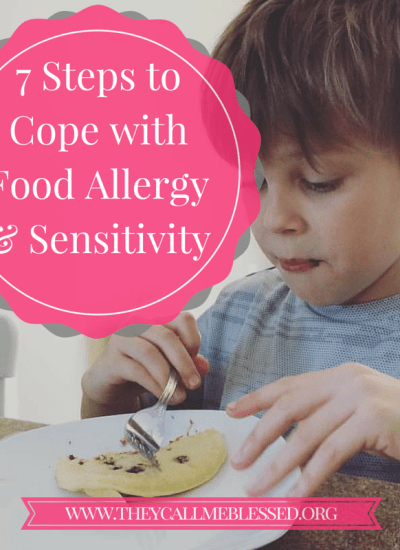 7 Steps to Cope with a Food Allergy and Sensitivity Life
