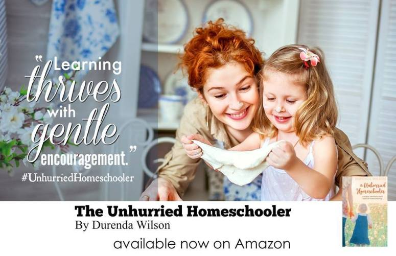 unhurried homeschooler