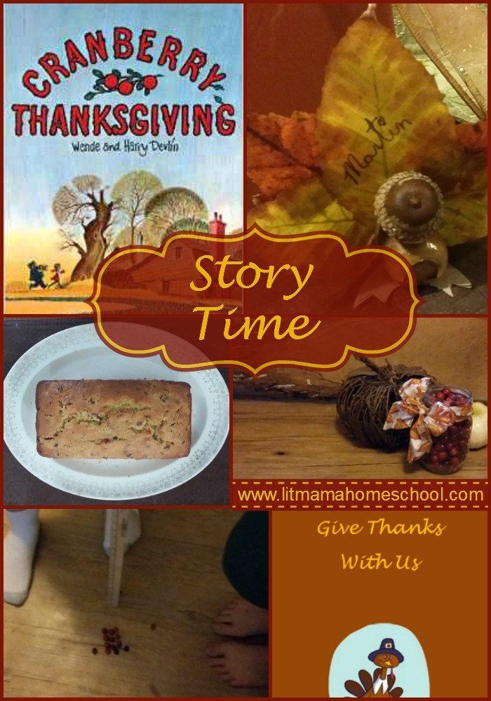 Thanksgiving Blog Posts