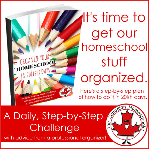 Homeschool Organization eBook