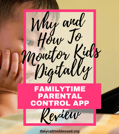 FamilyTime Review: Why and How To Monitor Kids Digitally