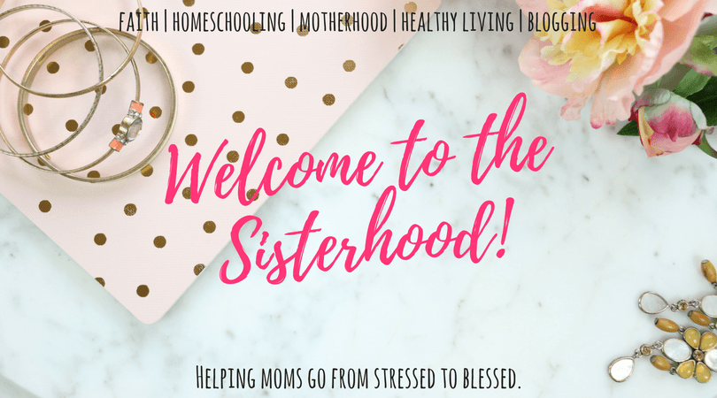Thank you & Welcome to the Sisterhood