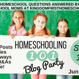 Need a Homeschooling 101 Crash Course?