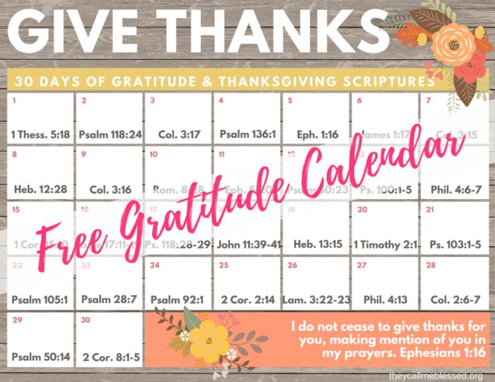 Cultivating a heart of gratitude - Thanksgiving homeschool resources - Free Gratitude Calendar