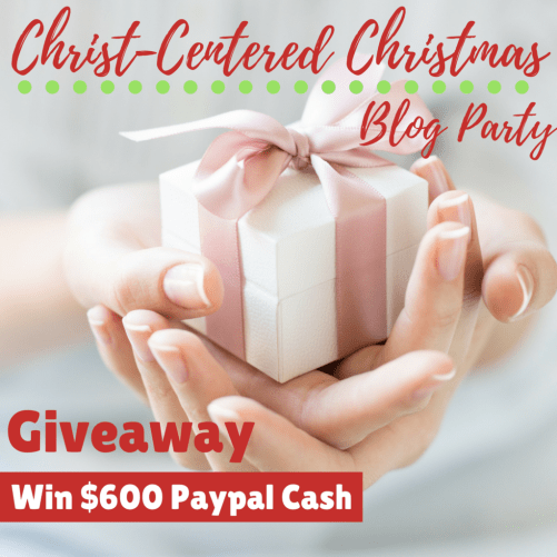 Christ-Centered Christmas Giveaway