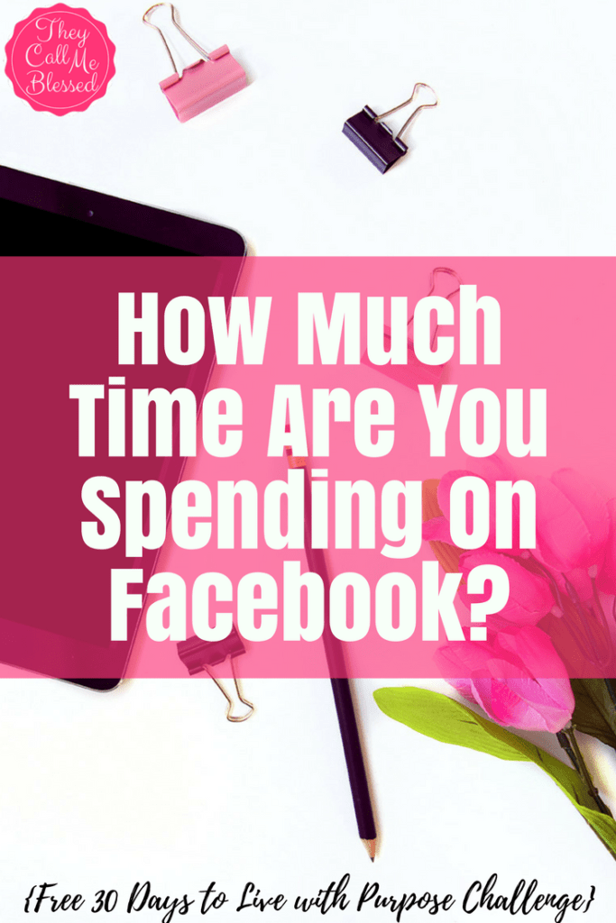 How Much Time Are You Spending On Facebook