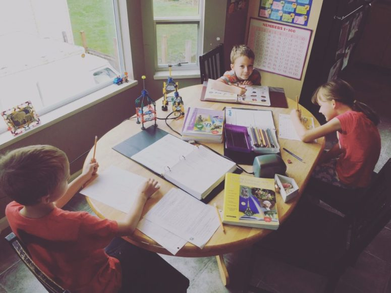 Our Homeschool Life: A Classical Charlotte Mason Homeschooling Family