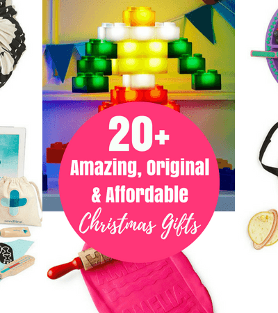 20+ Amazing & Original Christmas Gift Ideas