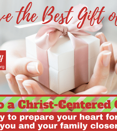 24 Days to A Christ-Centered Christmas Blog Party
