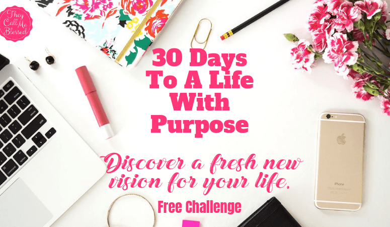 30 Days to Start Living with Purpose
