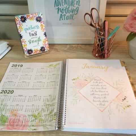 Beyond Blessed Life Planner