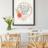 Gratitude & Thanksgiving Scripture Wall Arts Set 1