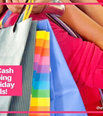 How to Get Cash Back Shopping This Black Friday