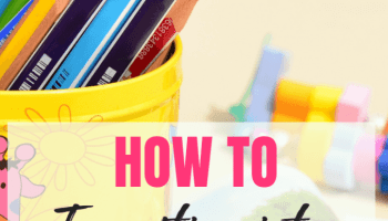 How to Transition Pre-k to Kindergarten Homeschooling