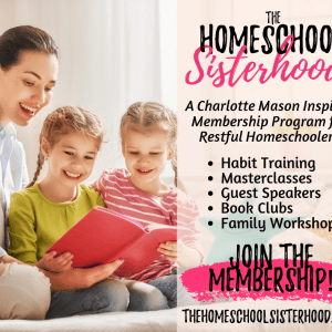 The Homeschool Sisterhood Membership