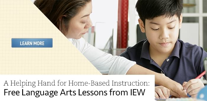 IEW Free Lessons