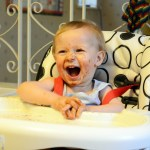 My child won't eat, what should I do? – Keep calm and carry on