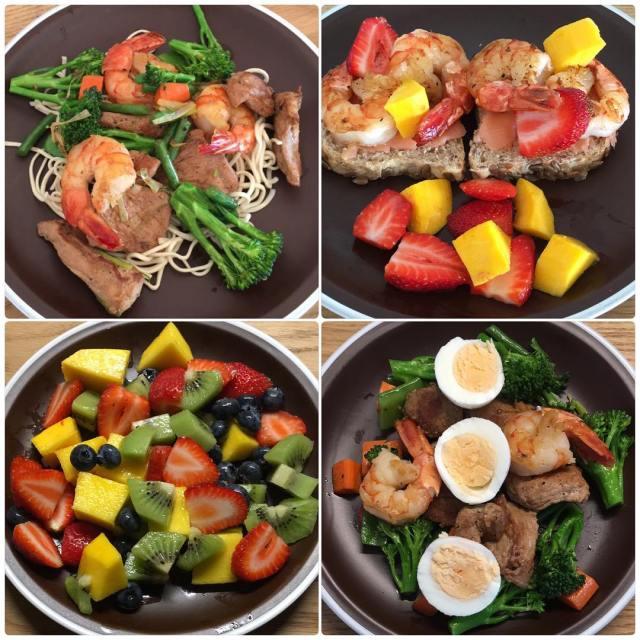 Foodie zone!! Nom! Same basic ingredients used to create 4hellip