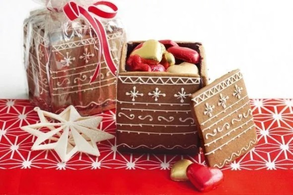 Unique handmade Christmas gift ideas for family. Edible Christmas gifts.